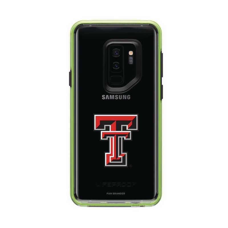 GAL-S9P-NF-SLA-TT-D101: FB Texas Tech SLAM FOR GALAXY S9+