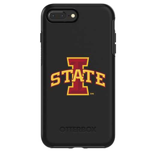 IPH-87P-BK-SYM-IAS-D101: FB Iowa St OB SYMMETRY IPN 8 PLUS AND IPN 7 PLUS