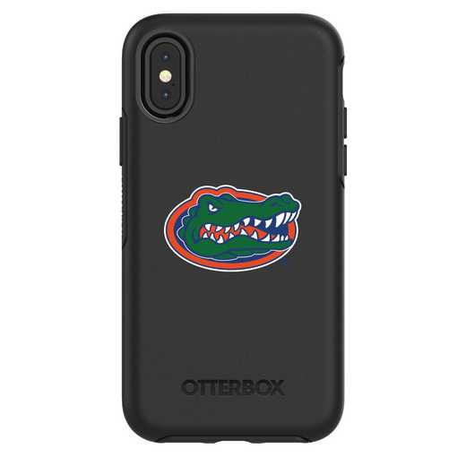 IPH-X-BK-SYM-FLA-D101: FB Florida iPhone X Symmetry Series Case