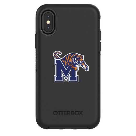 IPH-X-BK-SYM-MEM-D101: FB Memphis iPhone X Symmetry Series Case