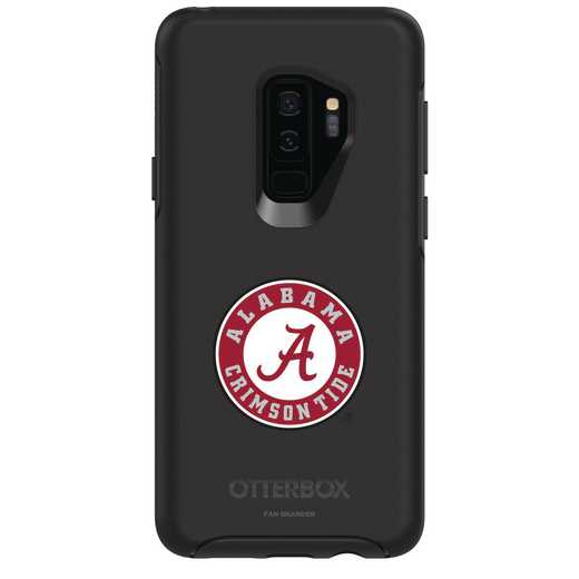 GAL-S9P-BK-SYM-AL-D101: FB Alabama OB SYMMETRY Case for Galaxy S9+