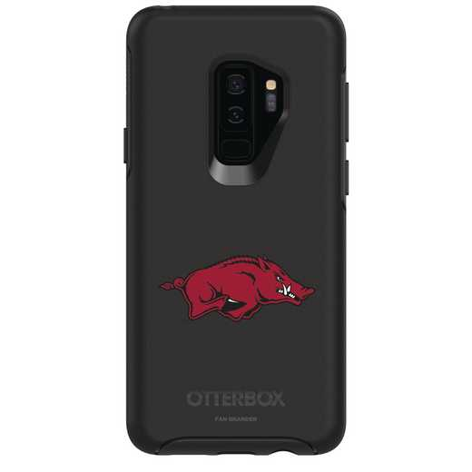 GAL-S9P-BK-SYM-ARK-D101: FB Arkansas OB SYMMETRY Case for Galaxy S9+