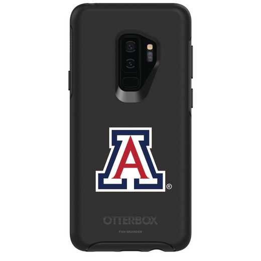 GAL-S9P-BK-SYM-ARZ-D101: FB Arizona OB SYMMETRY Case for Galaxy S9+
