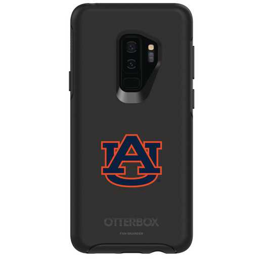 GAL-S9P-BK-SYM-AUB-D101: FB Auburn OB SYMMETRY Case for Galaxy S9+