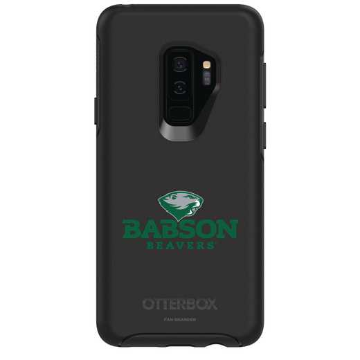 GAL-S9P-BK-SYM-BAB-D101: FB Babson OB SYMMETRY Case for Galaxy S9+