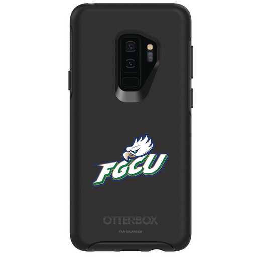 GAL-S9P-BK-SYM-FGCU-D101: FB Florida Gulf Coast OB SYMMETRY Case for Galaxy S9+