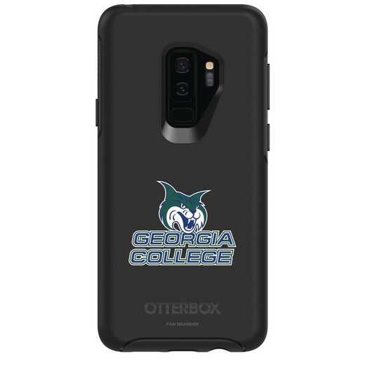 GAL-S9P-BK-SYM-GCS-D101: FB Georgia St OB SYMMETRY Case for Galaxy S9+