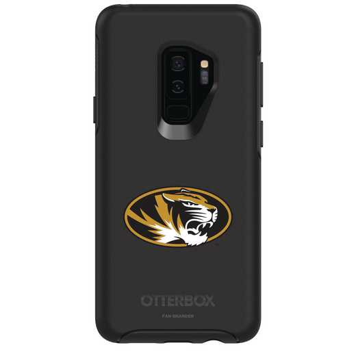 GAL-S9P-BK-SYM-MIS-D101: FB Missouri OB SYMMETRY Case for Galaxy S9+