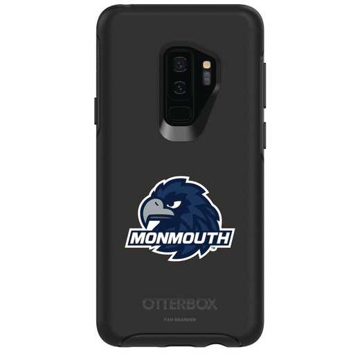 GAL-S9P-BK-SYM-MONU-D101: FB Monmouth OB SYMMETRY Case for Galaxy S9+