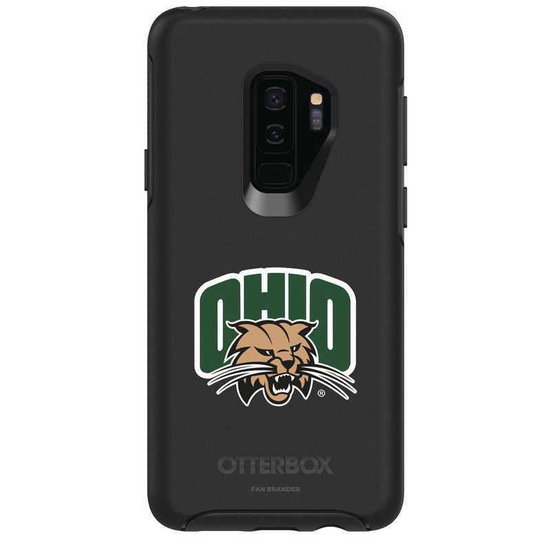 GAL-S9P-BK-SYM-OHU-D101: FB Ohio OB SYMMETRY Case for Galaxy S9+