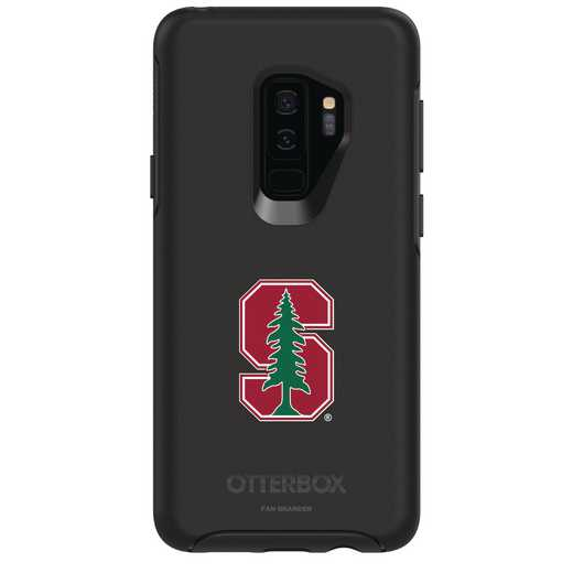 GAL-S9P-BK-SYM-STA-D101: FB Stanford OB SYMMETRY Case for Galaxy S9+