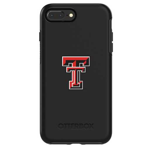 IPH-87-BK-SYM-TT-D101: FB Texas Tech OB SYMMETRY IPN 8 AND IPN 7