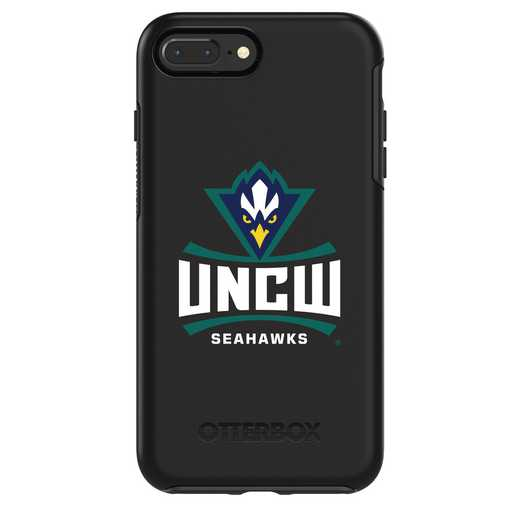 IPH-87-BK-SYM-UNCW-D101: FB UNC Wilmington OB SYMMETRY IPN 8 AND IPN 7
