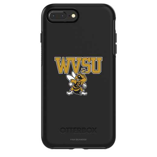 IPH-87-BK-SYM-WVSU-D101: FB West Virginia St OB SYMMETRY IPN 8 AND IPN 7