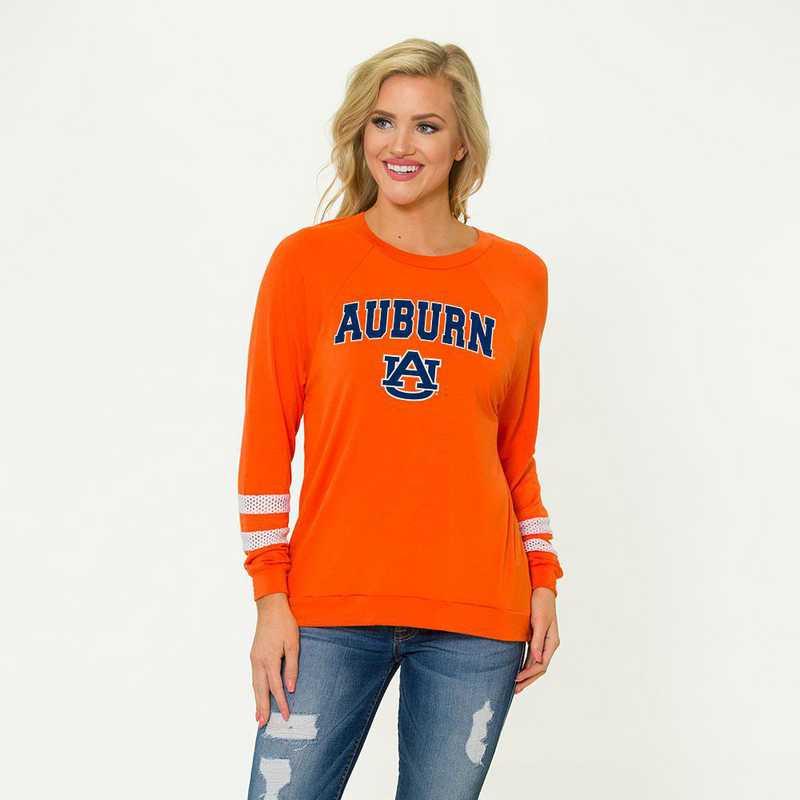 Auburn- Jennifer Long Sleeve Gameday Jersey by Flying Colors