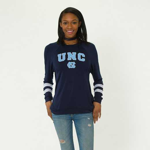 UNC-Jennifer Long Sleeve Gameday Jersey by Flying Colors