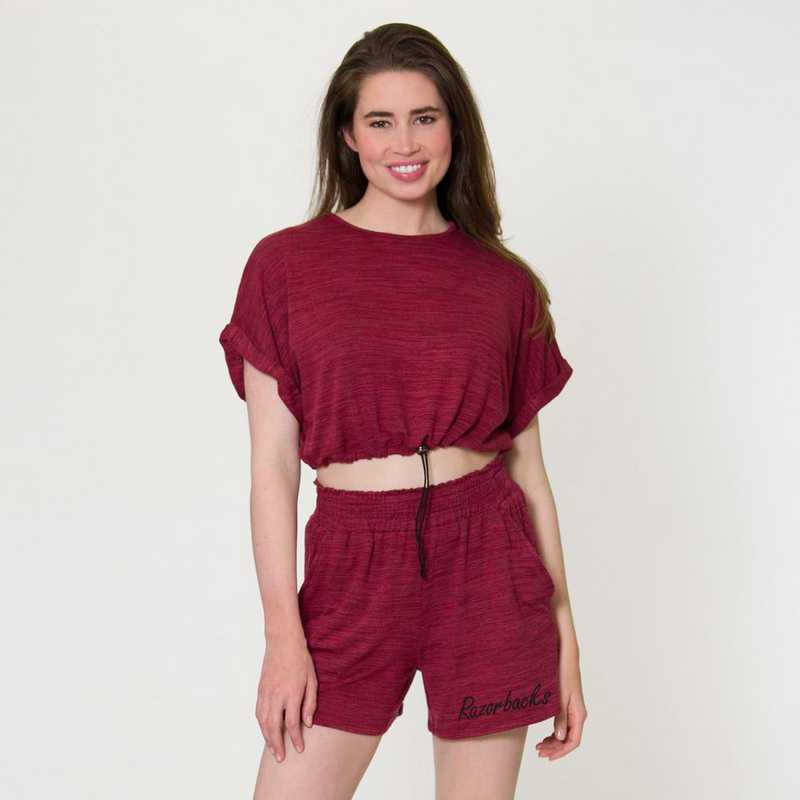 Arkansas  Karla Shorts by Flying Colors