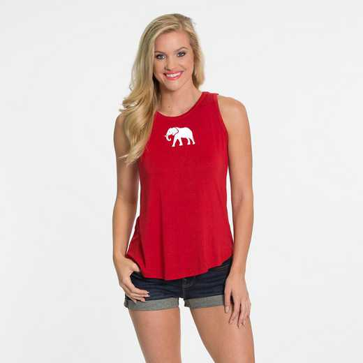 Alabama  Kristi Tie-Back Tank by Flying Colors