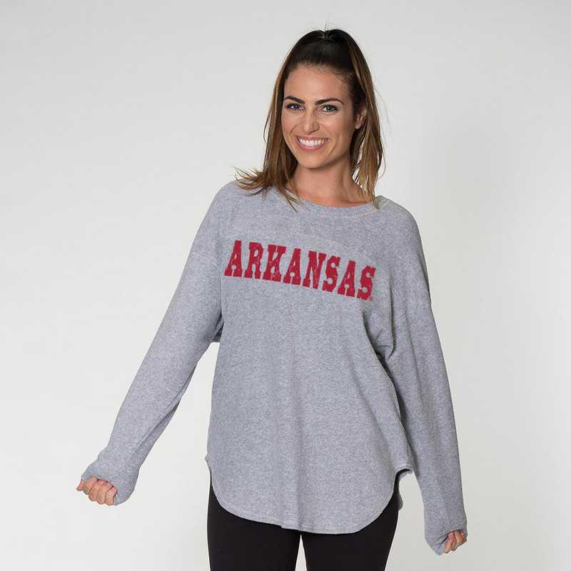 Arkansas - Mickey Ultimate Fan Jersey by Flying Colors
