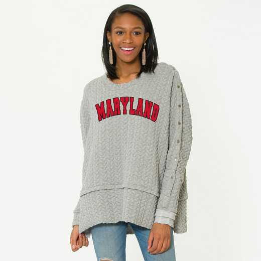 Maryland Sasha Snap Sleeve Tunic by Flying Colors