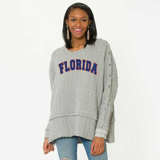 Florida   Sasha Snap Sleeve Tunic by Flying Colors