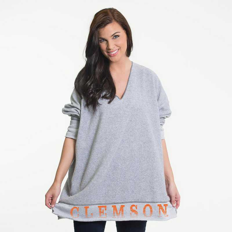 Clemson   Taylor Tunic by Flying Colors