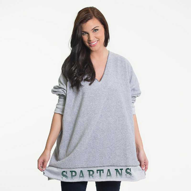 Michigan State   Taylor Tunic by Flying Colors