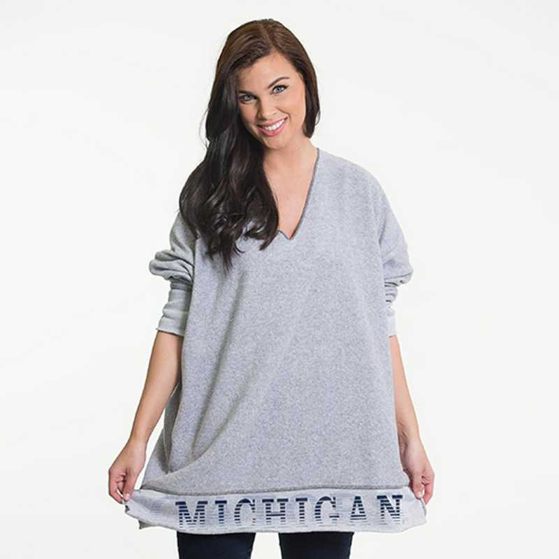 Michigan   Taylor Tunic by Flying Colors