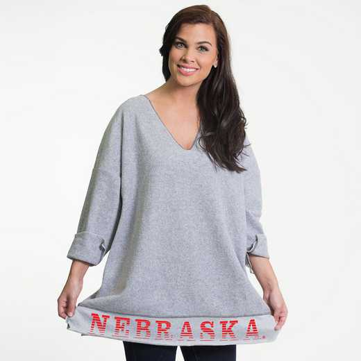 Nebraska   Taylor Tunic by Flying Colors
