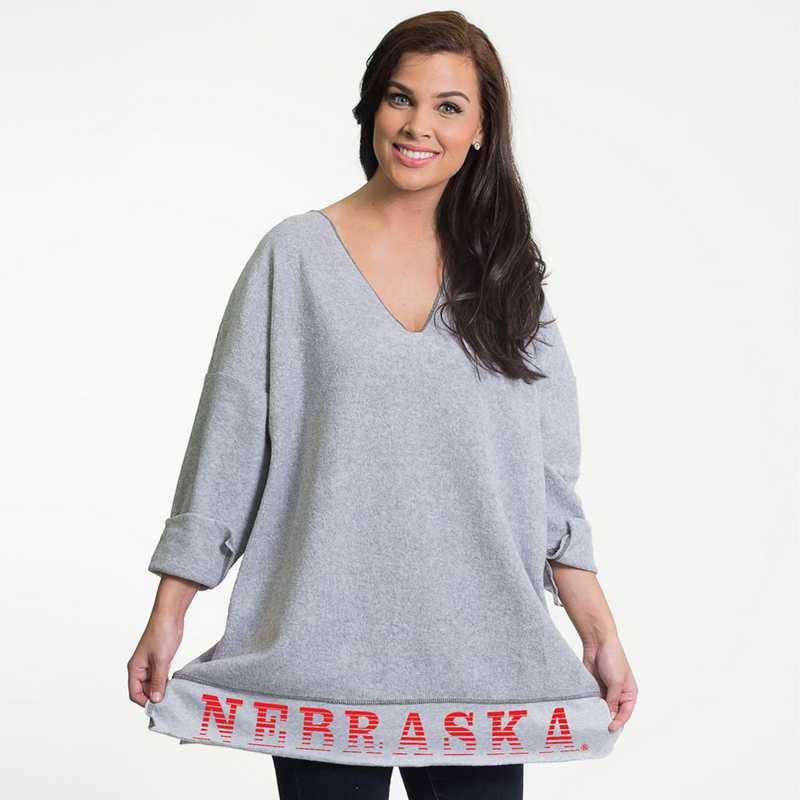 Nebraska   Taylor Tunic by Flying Colors
