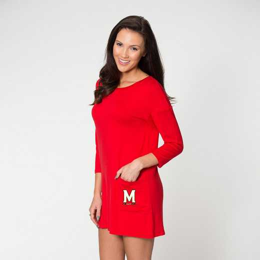 Maryland  Brittany Button Back Dress by Flying Colors