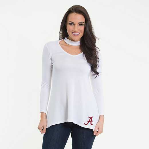 Alabama  Chelsea Choker Top by Flying Colors