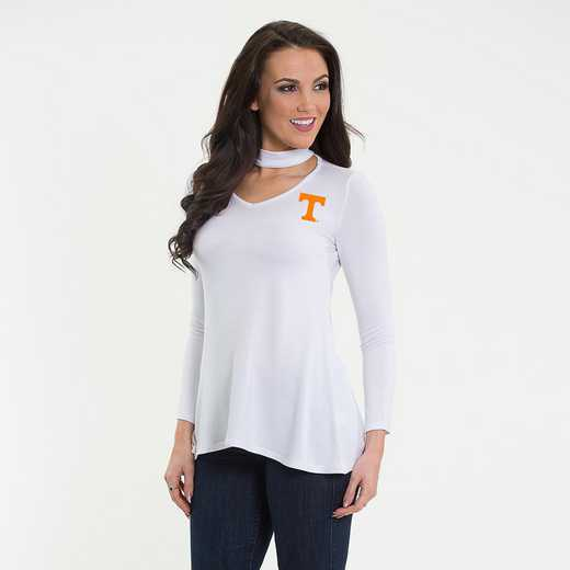 Tennesse  Chelsea Choker Top by Flying Colors
