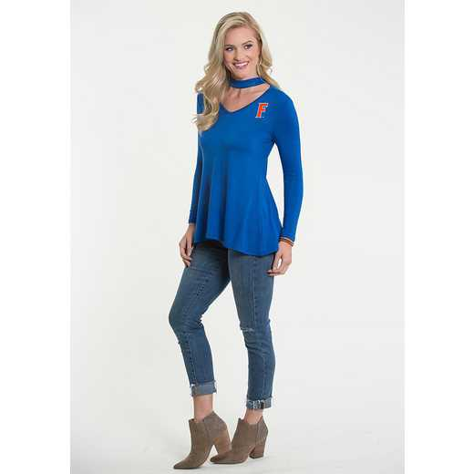 Florida  Chelsea Choker Top by Flying Colors