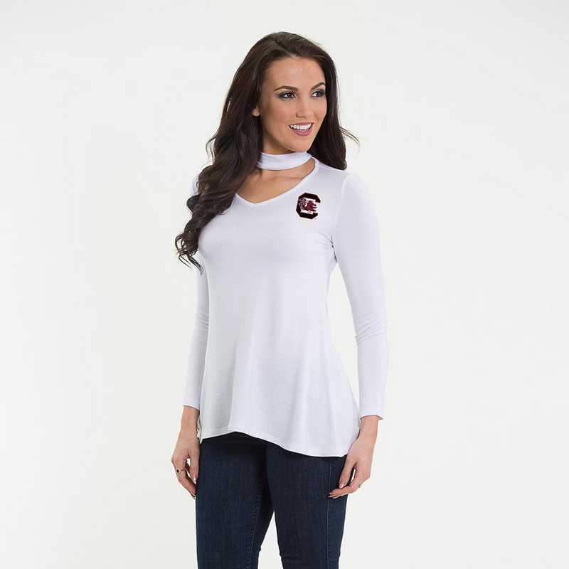 South Carolina  Chelsea Choker Top by Flying Colors