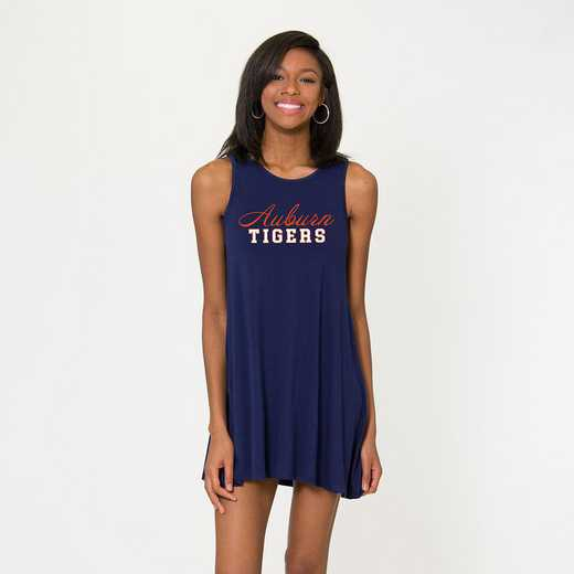 Auburn - Tori Tent Dress by Flying Colors