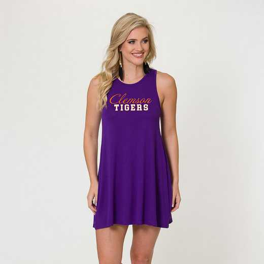 Clemson - Tori Tent Dress by Flying Colors