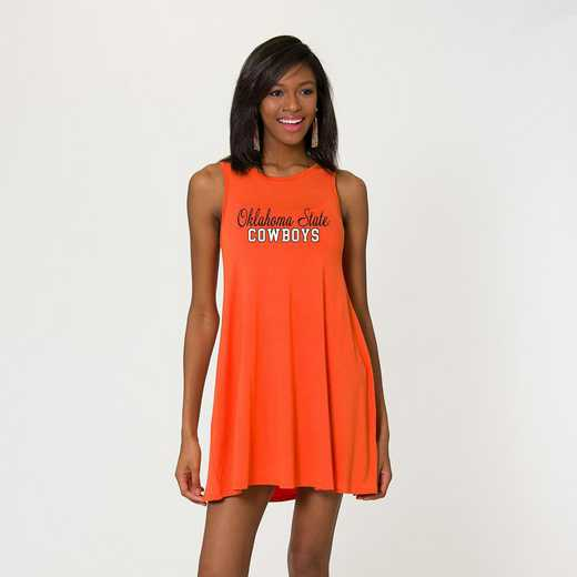 Oklahoma State - Tori Tent Dress by Flying Colors
