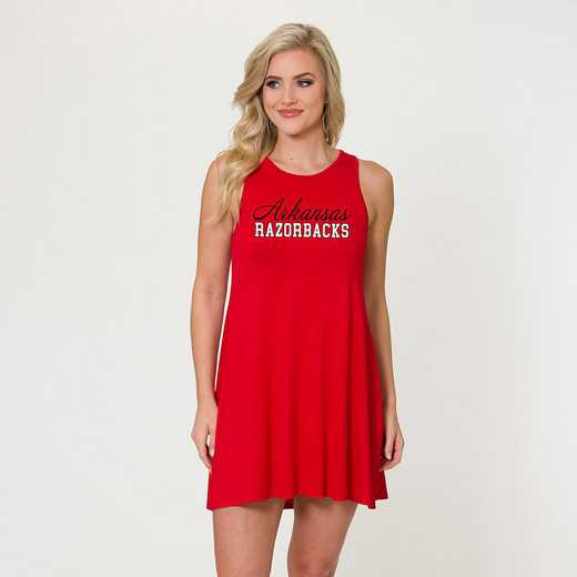 Arkansas - Tori Tent Dress by Flying Colors