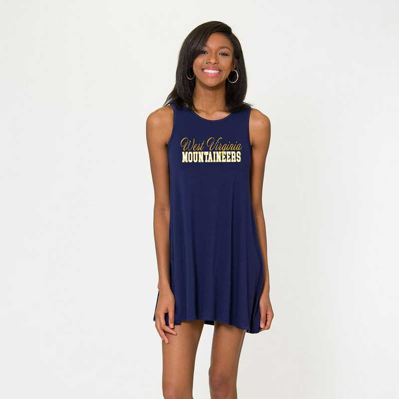 West Virginia - Tori Tent Dress by Flying Colors