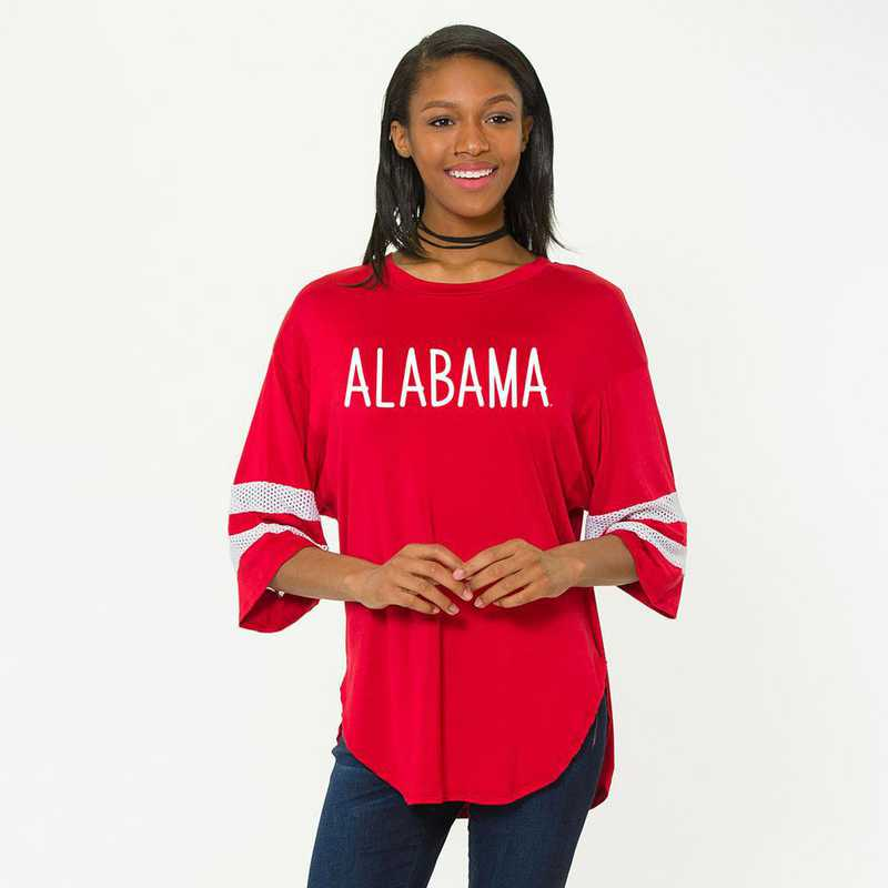 Alabama Jordan Short Sleeve Gameday Jersey by Flying Colors