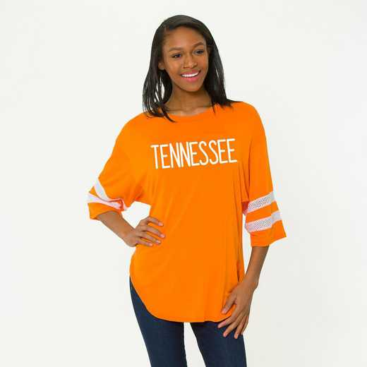 Tennessee Jordan Short Sleeve Gameday Jersey by Flying Colors