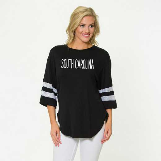 South Carolina Jordan Short Sleeve Gameday Jersey by Flying Colors
