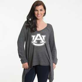 Auburn   Melody Thermal Knit Top by Flying Colors