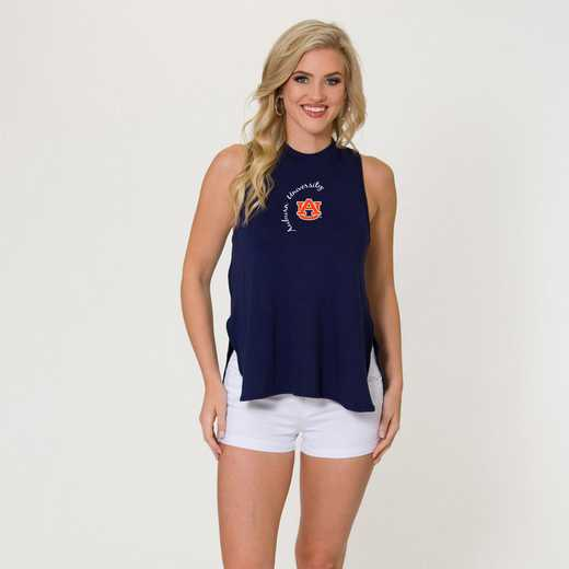 Auburn Penelope Tank by Flying Colors