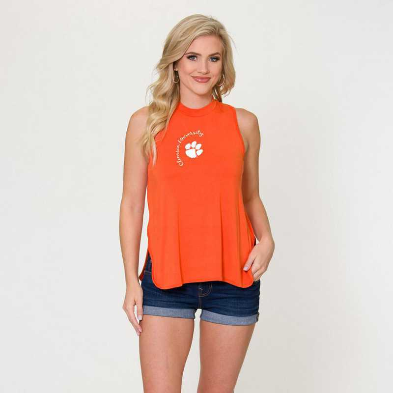 Clemson Penelope Tank by Flying Colors