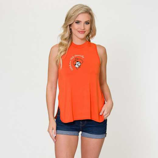 Oklahoma State Penelope Tank by Flying Colors