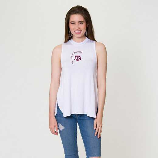 Texas A&M Penelope Tank by Flying Colors