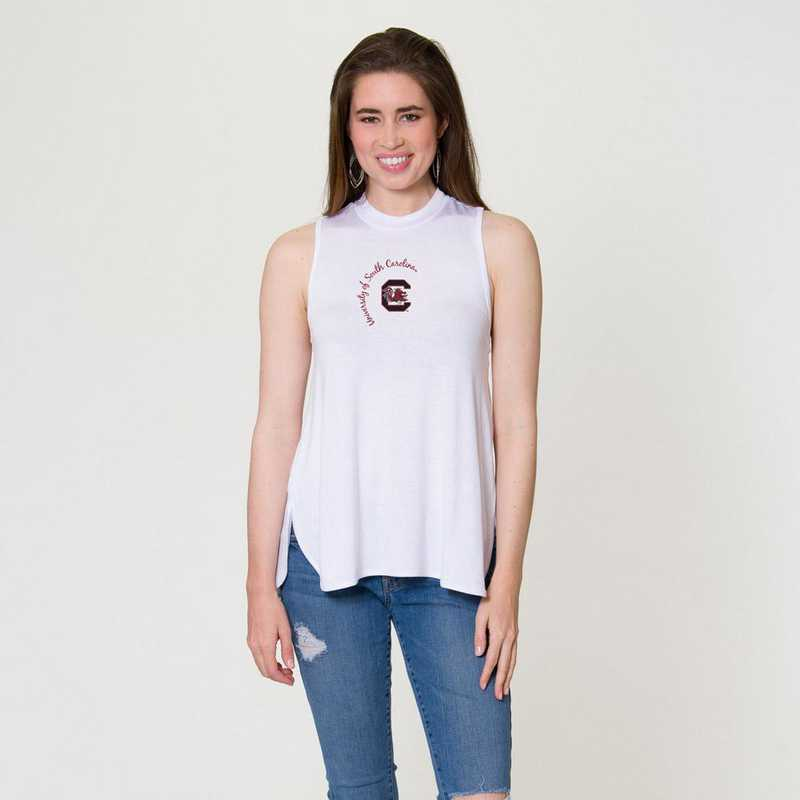 South Carolina Penelope Tank by Flying Colors