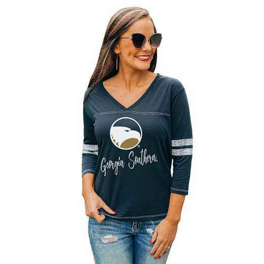 Georgia Southern Eagles Catch A Vibe Tee by Gameday Couture